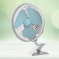Grip Clip oscillating Fan 6inch