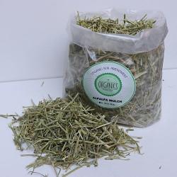 Organics Matter Alfalfa Mulch