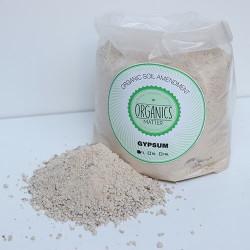 Organics Matter Gypsum
